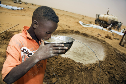 UNAMID Helps Build School for Former Child Soldiers in North Darfur