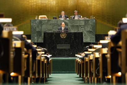 UN Secretary-General Urges Nations to Make Nuclear Disarmament Targets a Reality at the NPT Conference