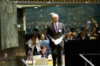 IAEA Director-General Addresses NPT Conference