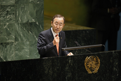 UN Secretary-General Addresses Conference on the Non-Proliferation of Nuclear Weapons