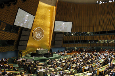 Conference on the Non-Proliferation of Nuclear Weapons Opens in New York