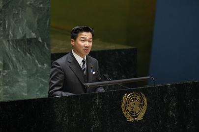 Secretary Fukuyama