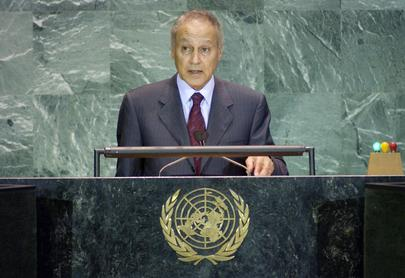 H.E. Mr. Ahmed ABOUL GHEIT, Minister for Foreign Affairs