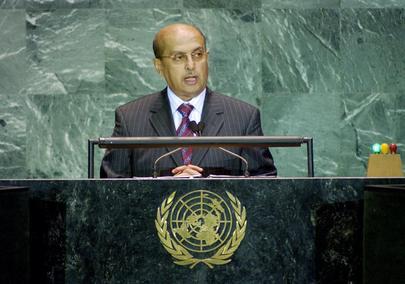 H.E. Mr. Abubakr AL-QIRBI, Minister for Foreign Affairs