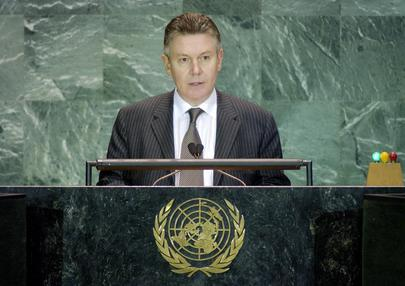 H.E. Mr. Karel DE GUCHT, Minister for Foreign Affairs