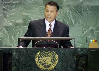 H.E. Mr. Patricio ZUQUILANDA, Minister for Foreign Affairs