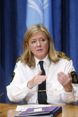 UN Police Chief Reports Need for More Women Officers