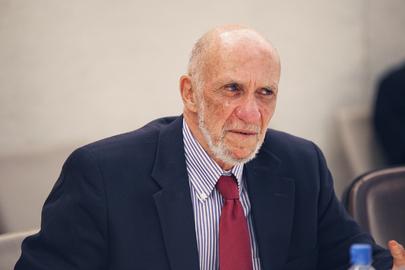 Relator Especial da ONU para direitos humanos nos territórios palestinos ocupados, Richard Falk