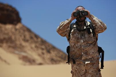 MINURSO Monitors Ceasefire in Western Sahara