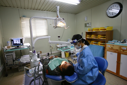 MINURSO Medical Unit at Work