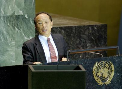 H.E. Mr. LI Zhaoxing, Minister for Foreign Affairs