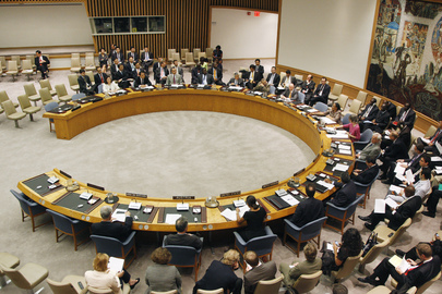 Security Council Discusses Sinking of Republic of Korea Warship