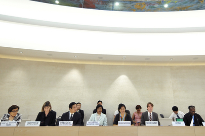 Rights Council Holds 3rd Expert Mechanism on Indigenous Peoples
