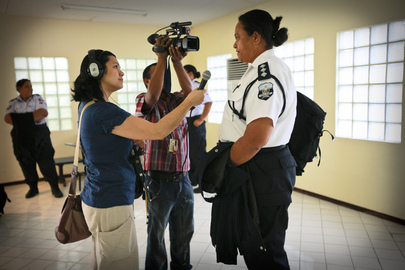 All-Woman Samoan Police Contingent Arrives to UNMIT