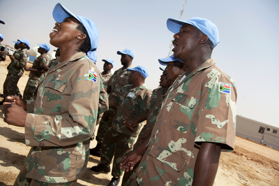 UNAMID Celebrates International Nelson Mandela Day