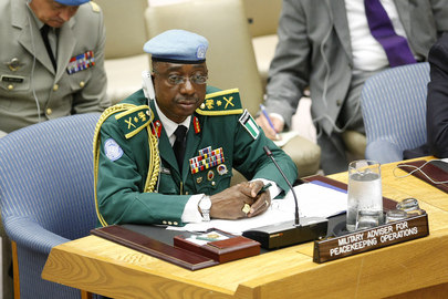 Council Holds Peacekeeping Discussion with Mission Force Commanders