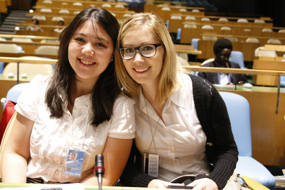 UN Launches International Youth Year: