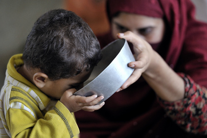 Pakistan Flood Victims Access Safe Drinking Water