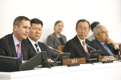 IAEA Representative Addresses General Assembly Meeting Marking International Day against Nuclear Tests