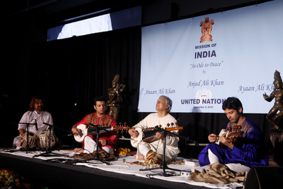 Indian Mission Hosts Concert in Memory of 9/11 Attacks