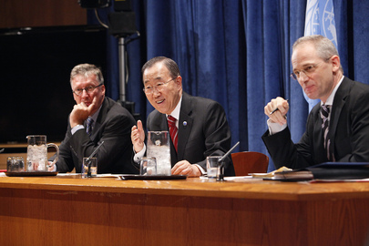 Secretary-General Briefs on 65th General Assembly and 2010 MDGs Summit
