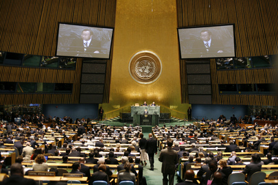 MDG Summit Opens at UN Headquarters