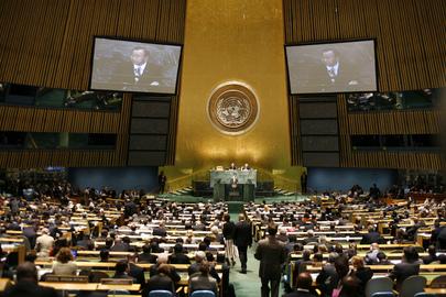 MDG Summit Opens at UN Headquarters