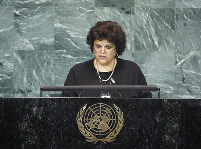 Environment Minister of Brazil Addresses Assembly High-level Meeting on Biodiversity