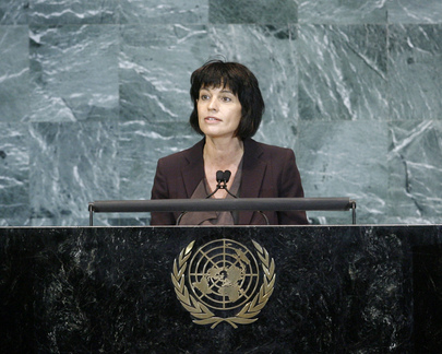 President of Switzerland Addresses General Assembly