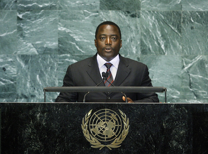 President of DR Congo Addresses General Assembly
