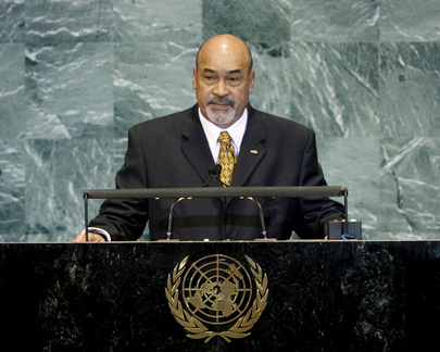 President of Suriname Addresses General Assembly