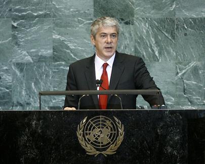 Prime Minister of Portugal Addresses General Assembly