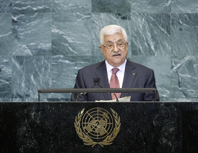 President of Palestinian Authority Addresses General Assembly