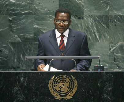 Prime Minister of Tanzania Addresses General Assembly