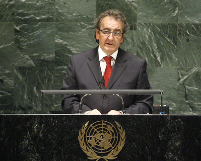 Head of Government of Andorra Addresses General Assembly