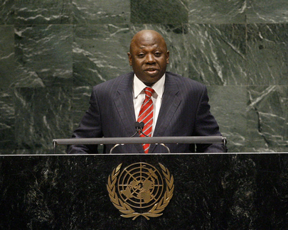 Foreign Minister of Ghana Addresses General Assembly
