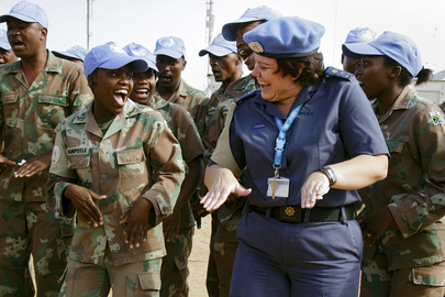 UNAMID Celebrates International Day of Peace