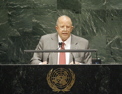 Permanent Representative of Mexico Addresses General Assembly