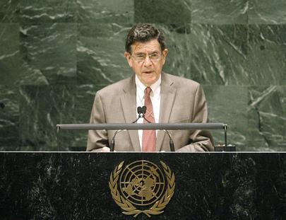 Permanent Representative of Guatemala Addresses General Assembly
