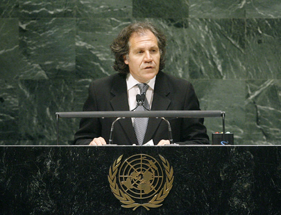 Foreign Minister of Uruguay Addresses General Assembly