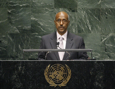 Foreign Minister of Ethiopia Addresses General Assembly