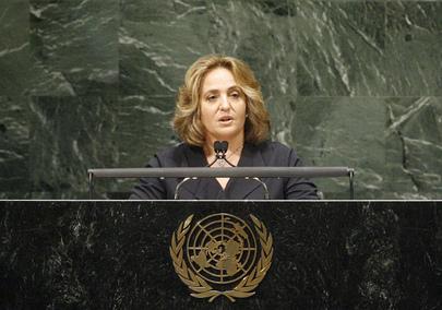 Permanent Representative of Monaco Addresses General Assembly
