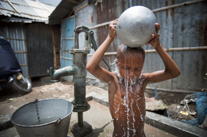 Water and Sanitation in Developing Countries
