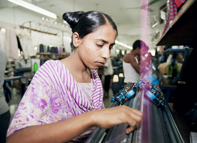 Gender Equality - Employment in Asia