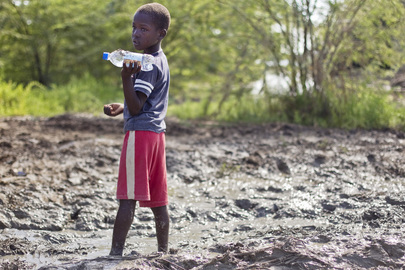 Contaminated River Source of Cholera in Haiti
