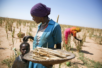 Peacekeepers Protect Women in Rural Areas of Darfur