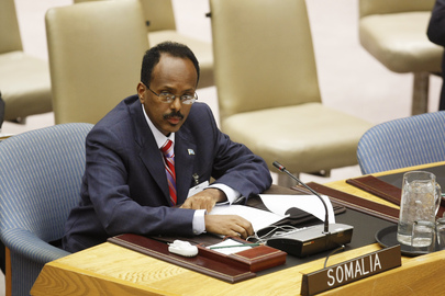 Prime Minister of Somalia Addresses Security Council