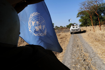 UN Mission in Sudan Patrols Abyei Area in Wake of Clashes