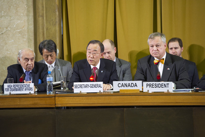 Secretary-General Addresses 2011 Conference on Disarmament