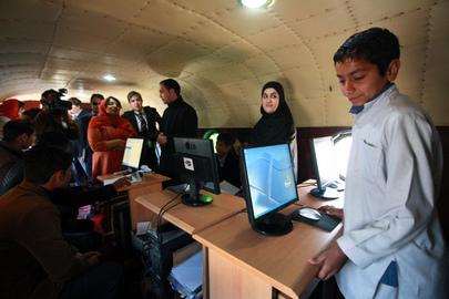 Convenção da ONU vai diminuir obstáculos para o comércio eletrônico. ONU Foto/Eric Kanalstein